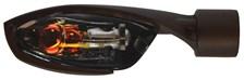 CHAFT Furtif (par paire) Noir avec lentille fumée
