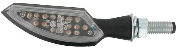 CHAFT Magister (per paar) Zwart met transparante lens