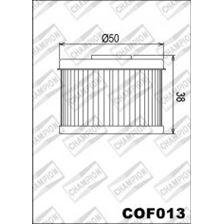 CHAMPION Filtre à huile interne COF013