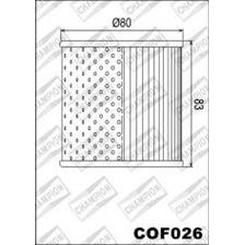 CHAMPION Inwendige oliefilter COF026