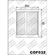 CHAMPION Filtre à huile interne COF032