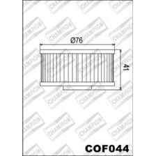 CHAMPION Filtre à huile interne COF044
