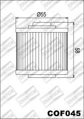 CHAMPION Filtre à huile interne COF045