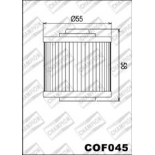 CHAMPION Inwendige oliefilter COF045