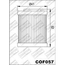 CHAMPION Filtre à huile interne COF057