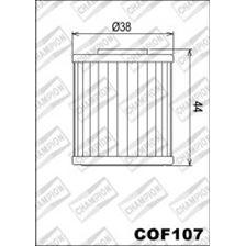 CHAMPION Filtre à huile interne COF107