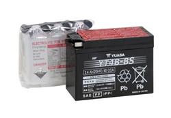 YUASA Onderhoudsvrije batterij