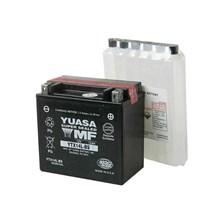 YUASA Onderhoudsvrije batterij YTX14L-BS