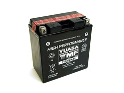 YUASA Onderhoudsvrij batterij high power
