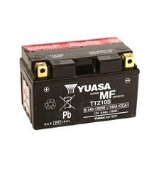 Gesloten batterij met zuurpakket TTZ10S-BS