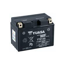 YUASA Gesloten batterij met zuurpakket TTZ14S-BS