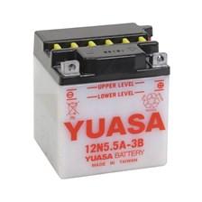 YUASA Conventionele batterij 12N5.5A-3B