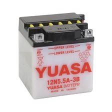 YUASA Conventionele 12V batterij 12N5.5A-3B