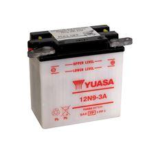 YUASA Conventionele 12V batterij 12N9-3A