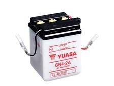 YUASA Batterie conventionnelle 6N4-2A