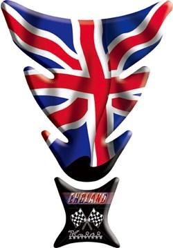 KEITI :  Protège réservoir - U.K flag