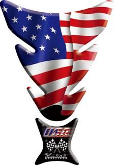 KEITI  Protège réservoir America flag