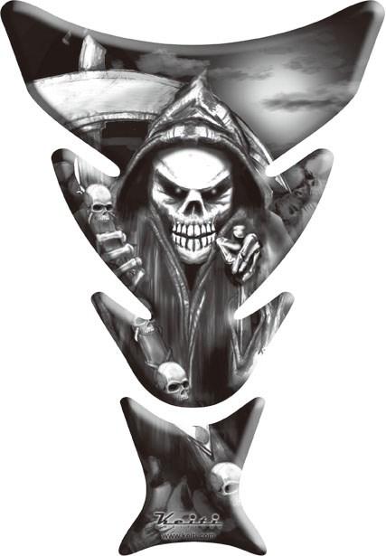 KEITI Tankpad Black reaper-1