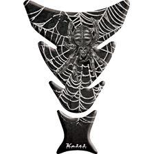 KEITI  Protège réservoir Spider black