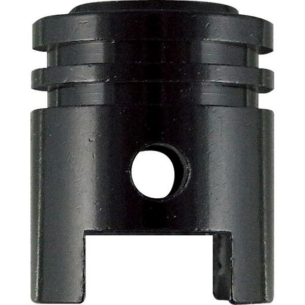 KEITI Bouchon de valve Noir
