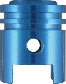 KEITI Bouchon de valve Bleu