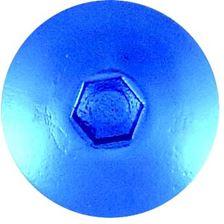 KEITI Voorruit schroevenset Blauw