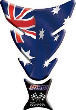 KEITI :  Protège réservoir - Australia flag