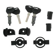 GIVI Veiligheidsslot 2 stuks - SL102 met dezefde sleutels