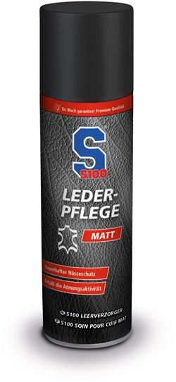 S100 : Entrtien pour cuir mat - 300 ml