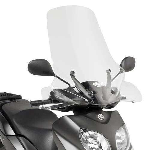GIVI Verhoogd transparant windscherm - ST D2102ST