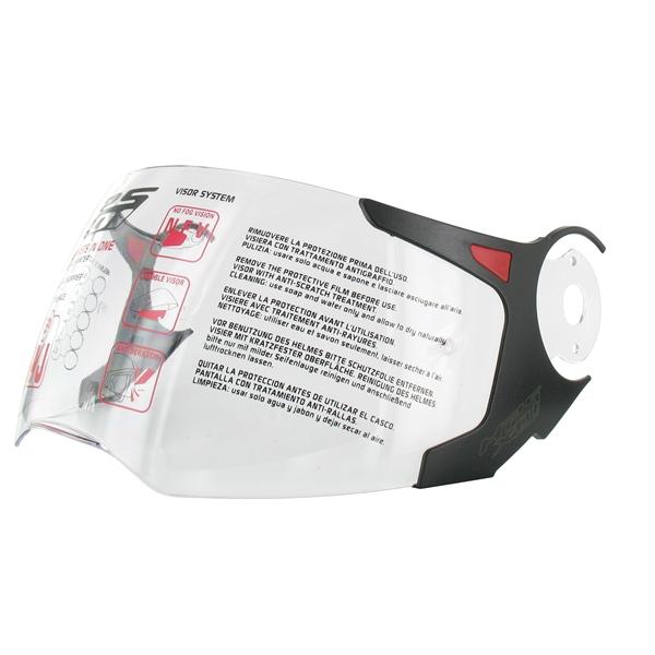 GIVI Visière X-Zero Visière transparente (préparée pinlock)