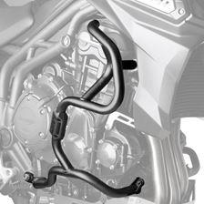 GIVI Crash bars en acier bas du moteur TN6403
