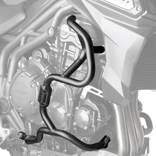 GIVI Stalen valbeugels onderzijde motor TN6403