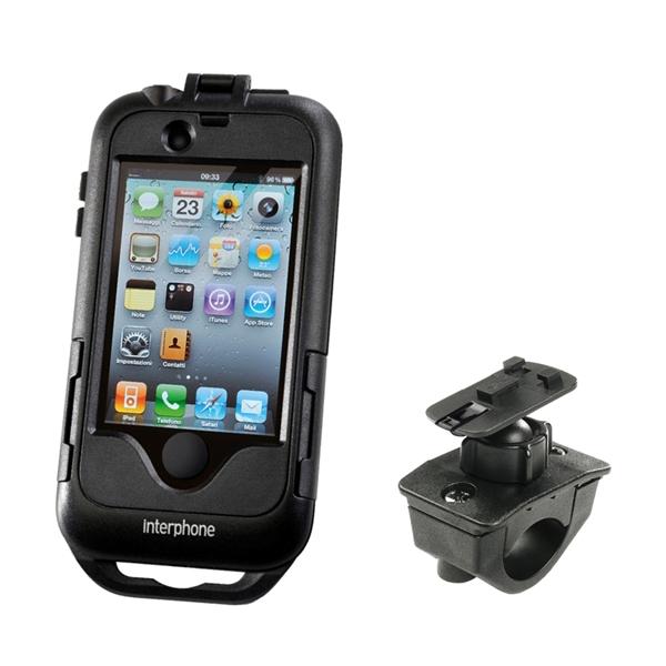 INTERPHONE Porteur iPhone 4 moto