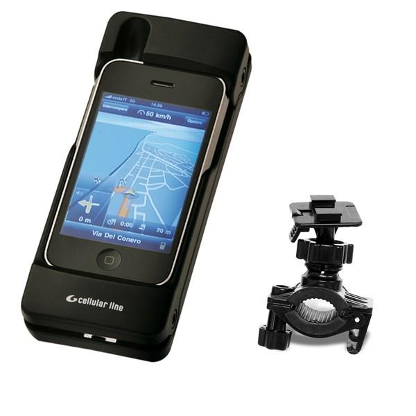 INTERPHONE iPhone 3 houder moto