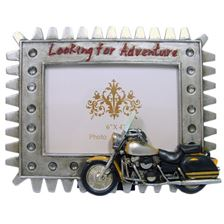 BOOSTER Picture Frame Looking For Adventure 23 x 17 cm