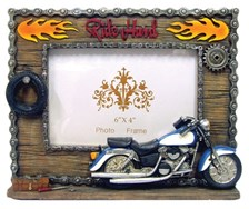 BOOSTER Picture Frame Ride Hard - 22 x 18 cm