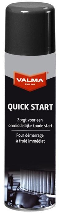 VALMA : Aide de démarrage - Aide au démarrage