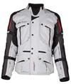 MODEKA Ventura GT Jacket Gris clair-Noir