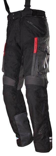 MODEKA Ventura GT Pants Noir-Gris Hommes
