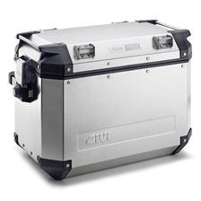GIVI OBK48Trekker Outback valise aluminium (droite)
