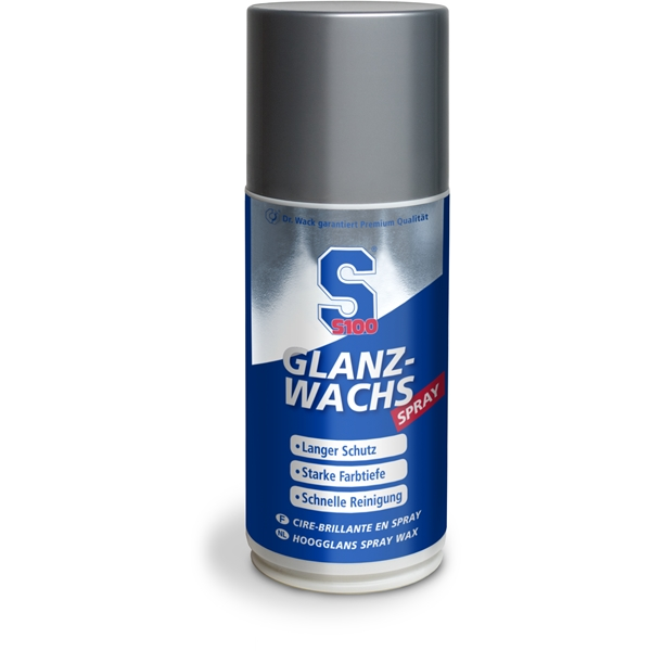 S100 Spray cire brillant 250 ml