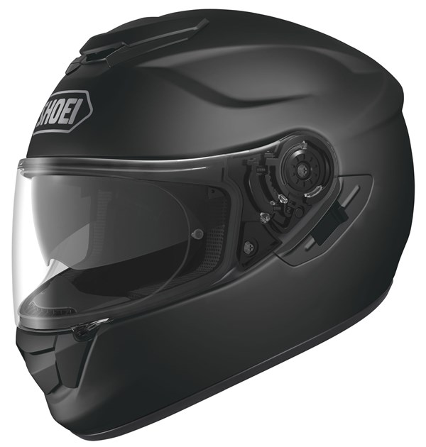 SHOEI GT-Air Mat zwart