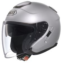 SHOEI J-Cruise Licht zilver