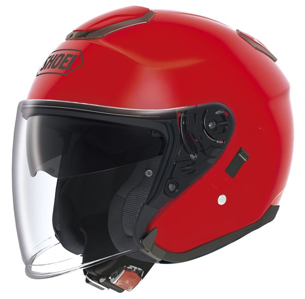 SHOEI J-Cruise Rood