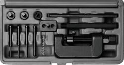 BGS TECHNIC Outil pour riveter et dériveter les chaînes moto