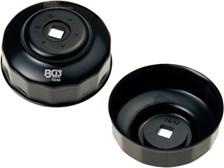 BGS TECHNIC Clé pour filtre à huile Ø 76mm