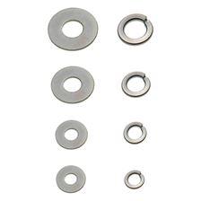 BGS TECHNIC Assortiment rondelles 250 pièces