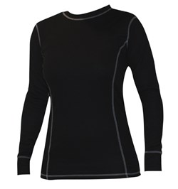 ROLEFF : Functional Shirt Lady - Noir
