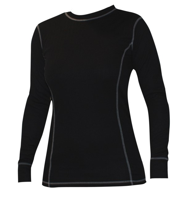 ROLEFF Functional Shirt Lady Noir